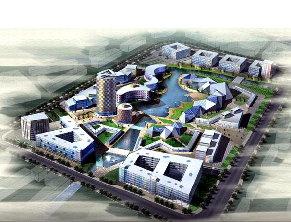 张江文化科技创意产业基地