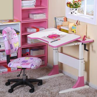 美亿佳 儿童书桌学习桌椅套装