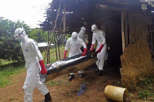 劫匪误抢埃博拉样本 当局劝归还
