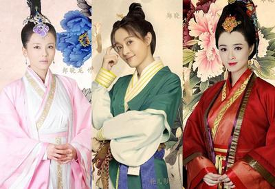 """剧中仅孙俪饰演的""""芈月""""造型变化就多达60多种,比其在《甄嬛传》中的图片"""