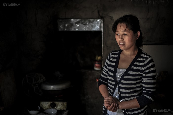 实拍中国乡村独守空房的女人们