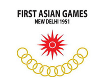 1951年第一届亚洲运动会开幕