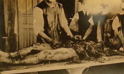 日本竟认为活体解剖美军飞行员是为了人类生存