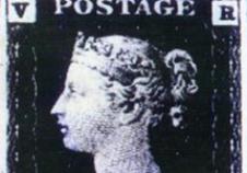 1840年世界上第一批邮票开?#38469;?#29992;