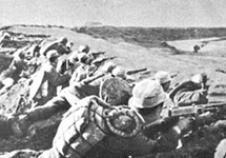1947年孟良崮战役开始