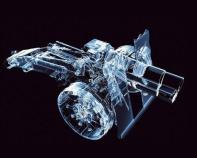 1896年X射线公诸于世