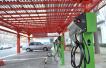 北京首座光伏公共充电站亮相